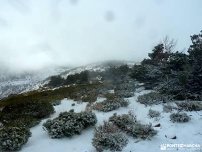 Cerro Perdiguera-Cuerda Vaqueriza; mochilas de monte duque de alburquerque cuellar laguna grande de